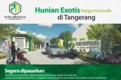 Puri Nirwana Depan 244x163 - Rumah Subsidi di  Puri Nirwana Rajeg Mulya Tangerang