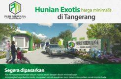Puri Nirwana Depan 246x162 - Rumah Subsidi di  Puri Nirwana Rajeg Mulya Tangerang