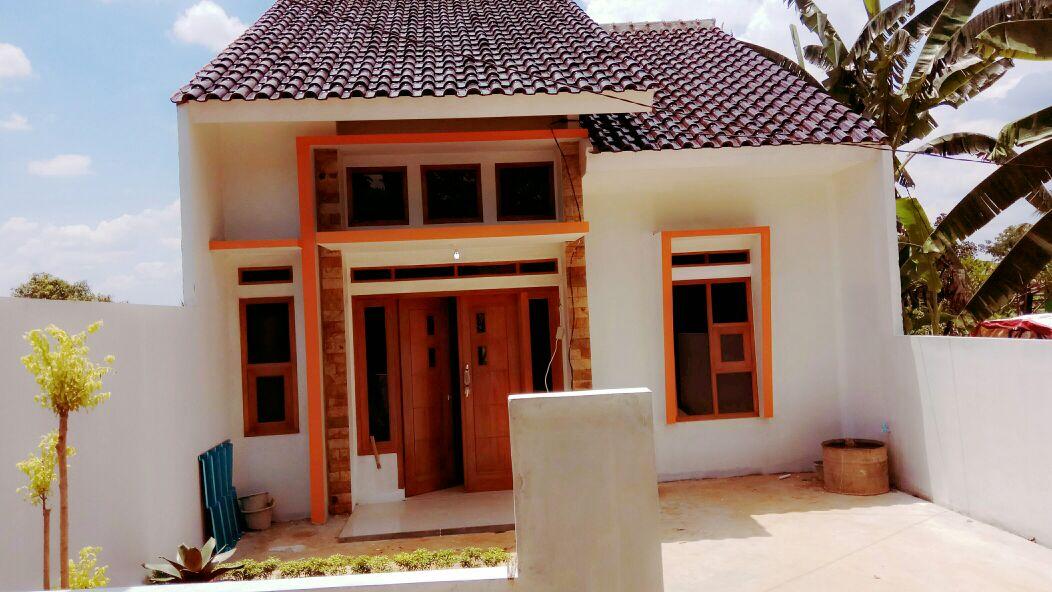 Rumah cantik minimalis di Bojong Gede Bogor