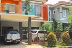 Tampak Muka Prima Harapan Regency 244x163 - Rumah 2,5 lantai beserta furniture di Prima Harapan Regency Bekasi