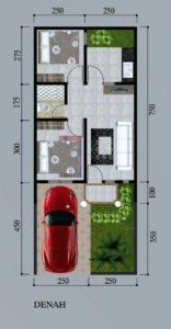 Sevilla Residence 1lt Floor Plan 156x300 - Sevilla Residence 1lt Floor Plan