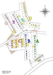 Site Plan Sevilla Residence 212x300 - Site Plan Sevilla Residence