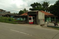 Tampak muka tanah tanjungbaru 244x163 - Tanah 4529 m2 di tepi jalan propinsi Cikarang Timur Bekasi