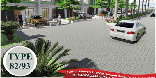 Rumah 2 Lantai di Mulya Odysa Cikupa Tangerang