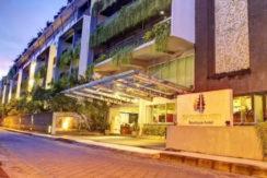 Sing Ken Ken Hotel depan 244x163 - Sing Ken Ken Lifestyle Boutique Hotel di Legian Bali