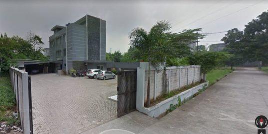 Gedung 4 Lantai di Serpong Tangerang