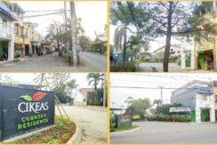 Ruko 3 Lantai Cikeas 244x163 - Ruko 3 lantai di Cikeas Country Residence Gunung Putri Bogor