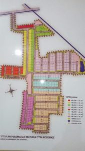 Site Plan Mutiara Citra Residence 1 169x300 - Site Plan Mutiara Citra Residence 1