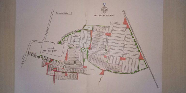 Site Plan Pondok Permata
