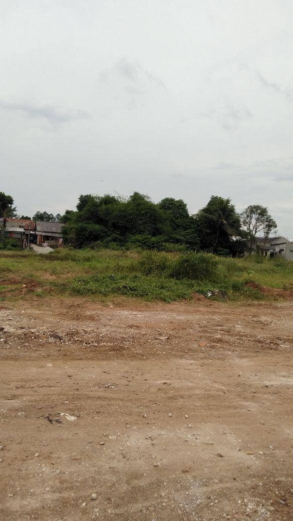 Tanah 3000 m2 di Kavling DPR Cipondoh Tangerang