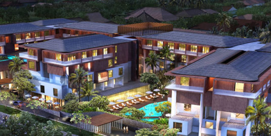 Hotel Mercure Bali Harvestland di Kuta Bali