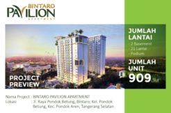 bintaro pavilion 246x162 - Hunian berkelas dan terjangkau di Bintaro Pavilion Apartment