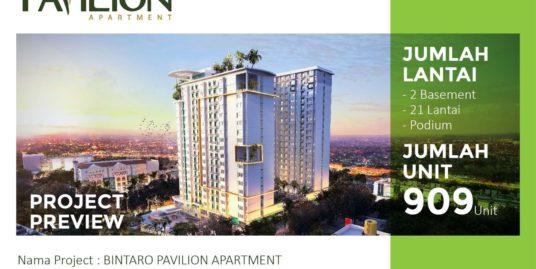 Hunian berkelas dan terjangkau di Bintaro Pavilion Apartment