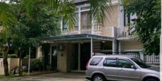 Rumah 2,5 lantai di Park View Residence Citra Raya