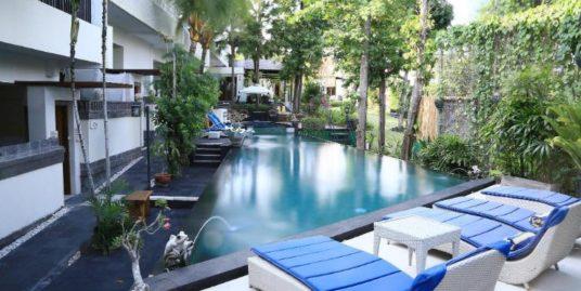Hotel bintang 4 di Seminyak Bali
