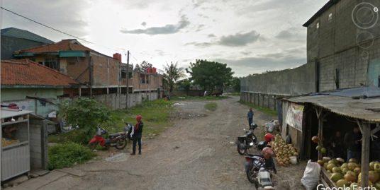 Tanah 9315 m2 di Jalan Raya Cikarang-Cibarusah Bekasi