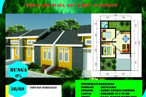 Nuansa Alam Rajeg 488x326 - Nuansa Alam Rajeg Rumah Syariah di Rajeg Tangerang