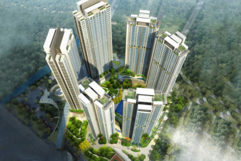 Tower Taman Anggrek Residences 488x326 - Tipe Studio Apartemen Taman Anggrek Residences di Jakarta Barat
