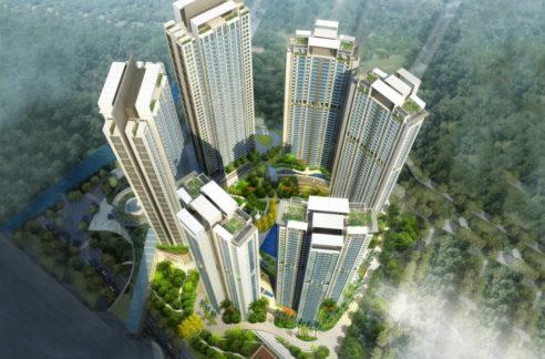 Tower Taman Anggrek Residences 492x324 - Tipe Studio Apartemen Taman Anggrek Residences di Jakarta Barat