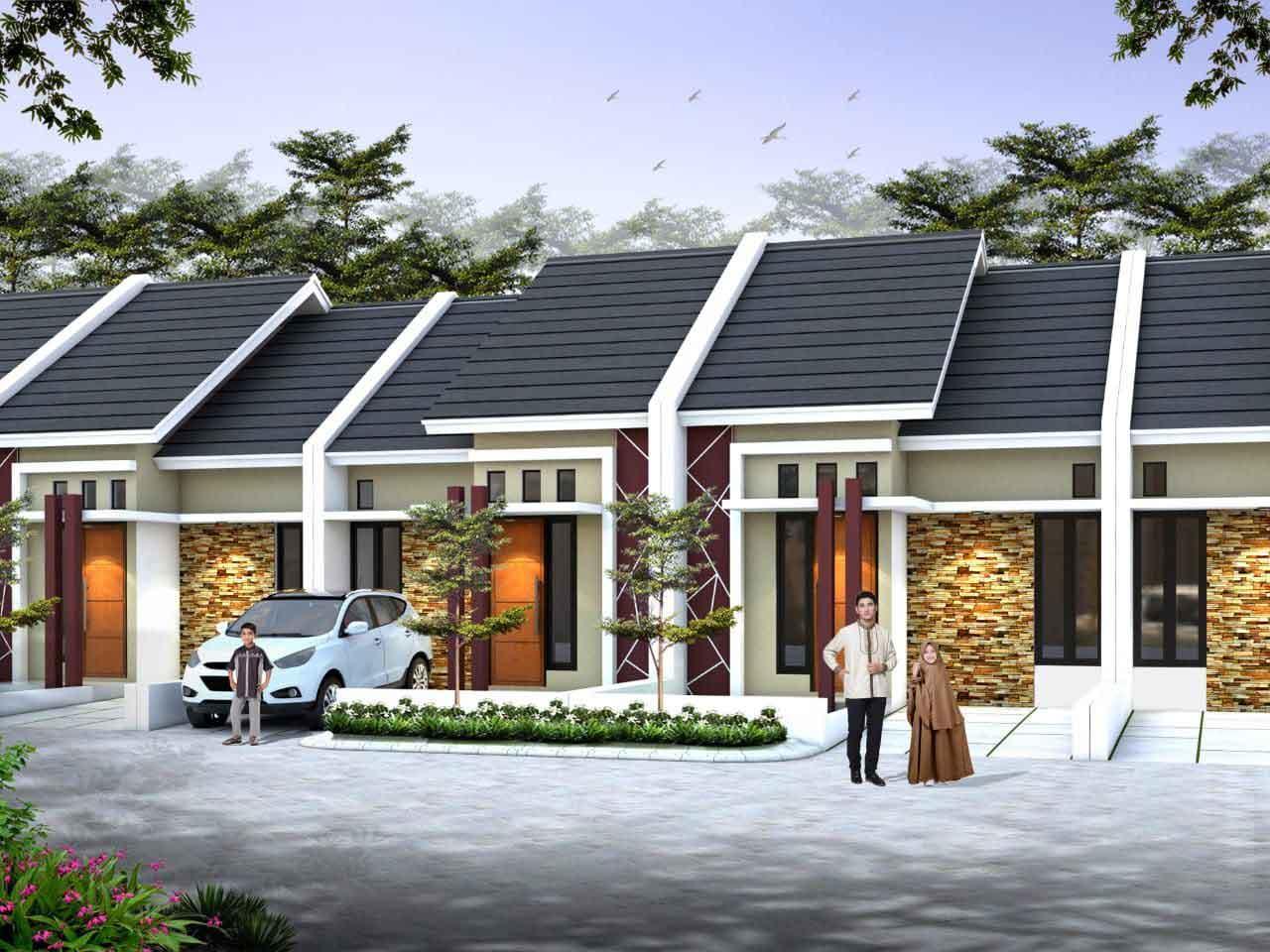 Denah Ruangan Terbaik Pada Rumah Dengan Luas Tanah 60 M2